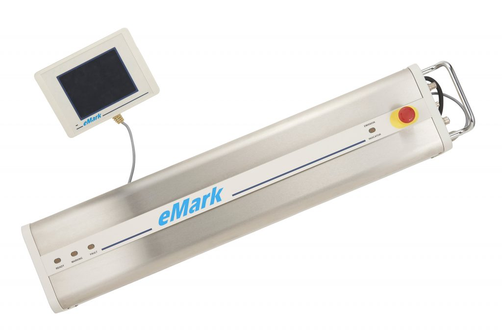 eMark CO2 laser coder