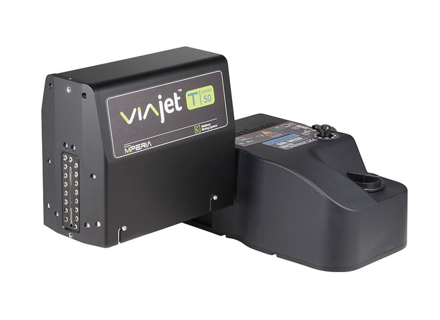 T-Series Piezo Inkjet Printing System for marking and coding