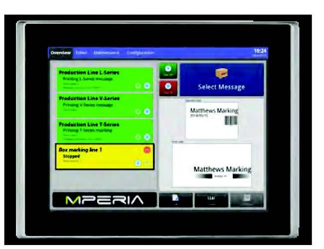 MPERIA® Controller
